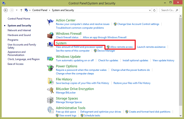 Use Windows Remote Assistance