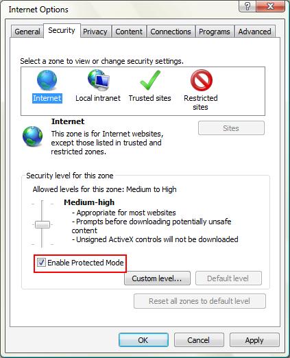 Using Windows Vista and Windows 7